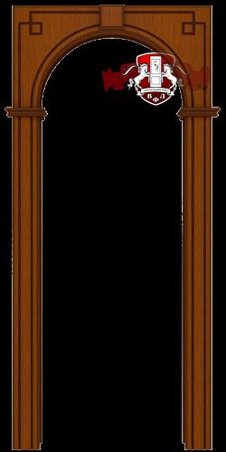 Межкомнатная арка, макоре