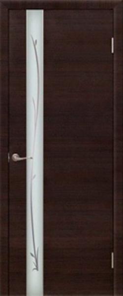 Дельта-2, темный орех (венге)